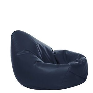 Leather Bean Bag Chair