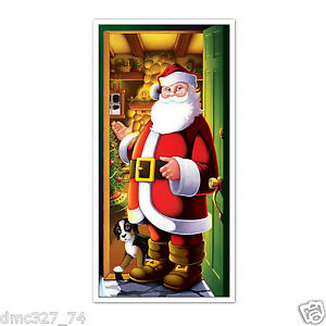 Christmas Door Cover | eBay