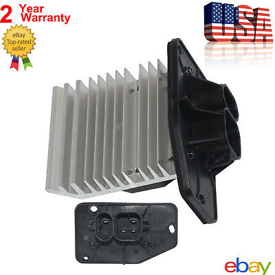 Blower Motor Resistor w/ auto climate control w/ATC For Jeep Grand - Atc Blower