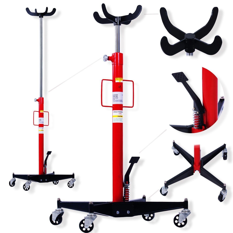 Sollevatore idraulico da fossa a a pedale per sottoponte fino a 500 kg 0,5 Ton