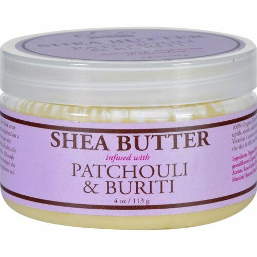 Shea Butter Patchouli and Buriti 4 Ounces