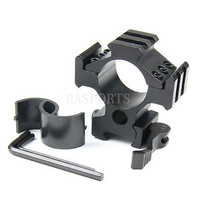 Quick Release Scope Rings - 30mm/1