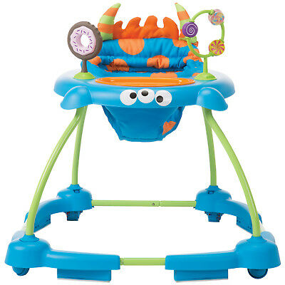 Купить Cosco - Cosco Simple Steps Interactive Baby Walker, Silly Sweet Tooth Monster