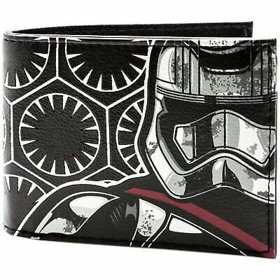 Official Star Wars Storm Trooper Black Id & Card Wallet *SECOND*