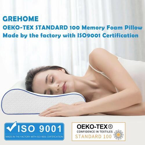 Memory Foam Pillow Pillow Cervical Pillow for Neck Pain Supp