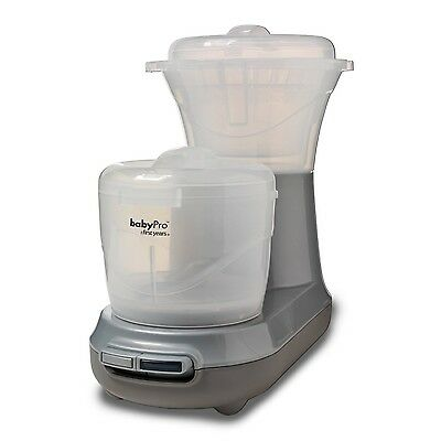 new first years babypro food maker steamer