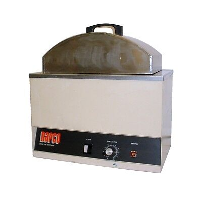 Napco 210a Stainless Steel Bench-top Laboratory Heated Water Bath Wcover Lid