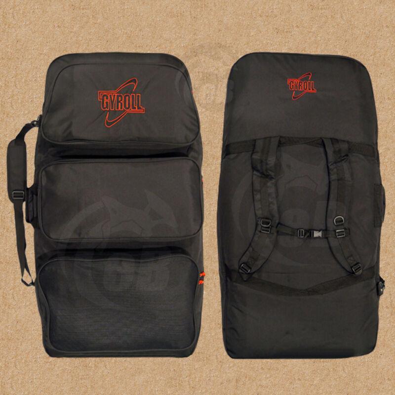 Mike Stewart Gyroll Tri-Pouch Triple Board Bag - Black