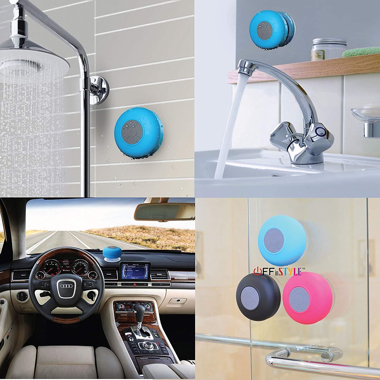 wireless bluetooth mini speaker waterproof shower speaker