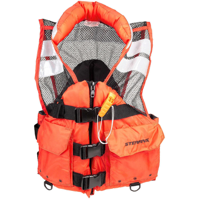 Flotation Vest SAR Stearns I426ORG-06-000F Search /& Rescue 2XL