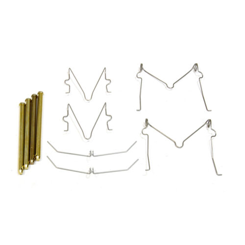 Front Brake Hardware Kit For 1986-1991 Mazda RX7 1988 1989