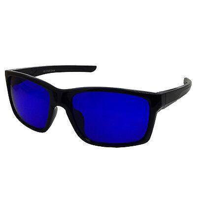 3671a98730be Golf Ball Finder Glasses True Blue Lens Sunglasses Gloss Black Gift Sports  Wrap