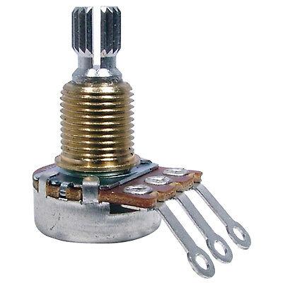 - Bourns Mini Knurled Shaft Potentiometer, 500K Linear