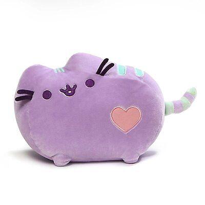 Gund Pusheen Pastel Purple Plush 12 inch - NEW with tags, by GUND!