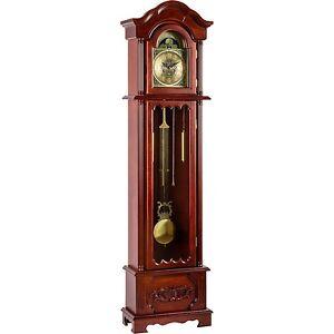 Standuhr Pendeluhr Uhr Pendel Regulator Kronos 200 cm