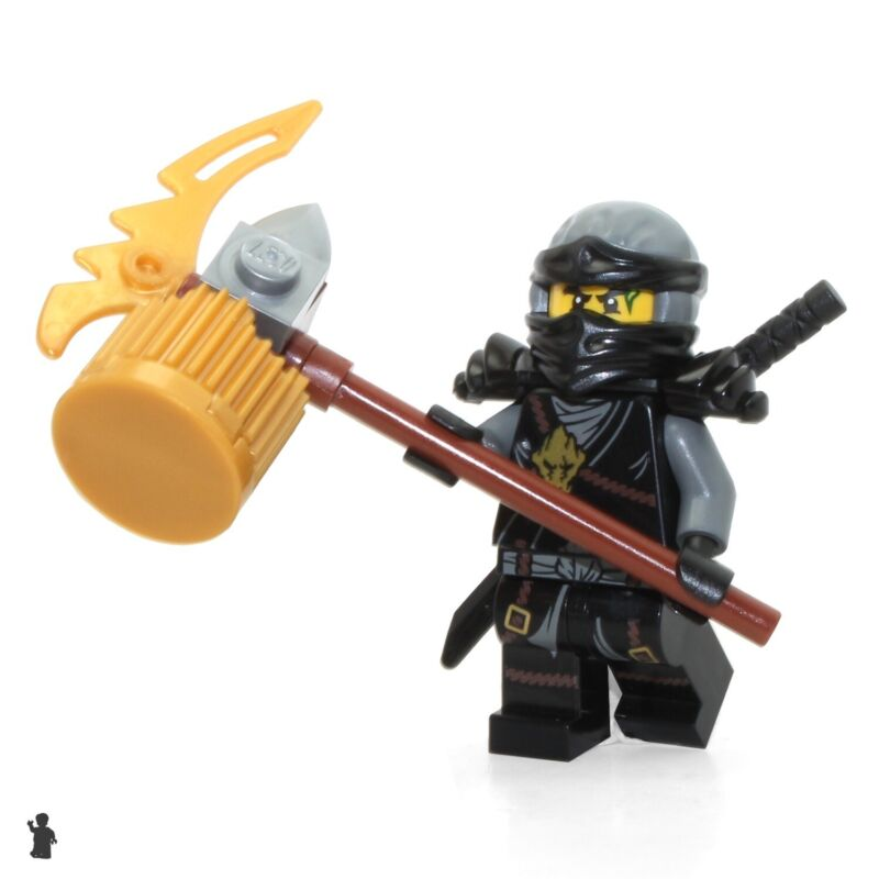 Honor Robe Day of the Departed Ninjago Minifigure Lego Cole 70595