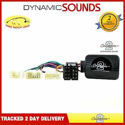 CTSTY001.2 Steering Stalk Control Adaptor For TOYOTA Corolla 2001-2011