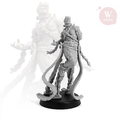"""The Captive Unleashed Inquisitor Artel """"W"""" Miniatures"""