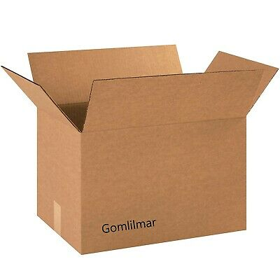 12 X 12 X 12 Multi-depth Cardboard Corrugated Boxes 65 Lbs Moving Boxes