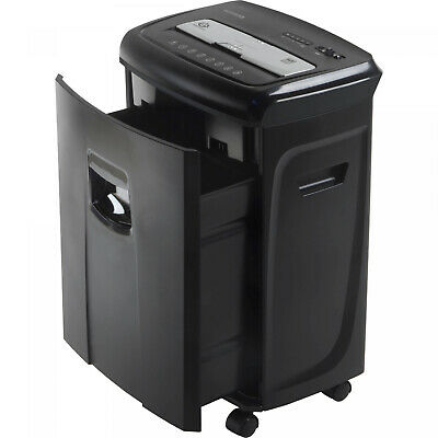 Heavy Duty Document Shredder Industrial Page Large Paper Commercial Machine