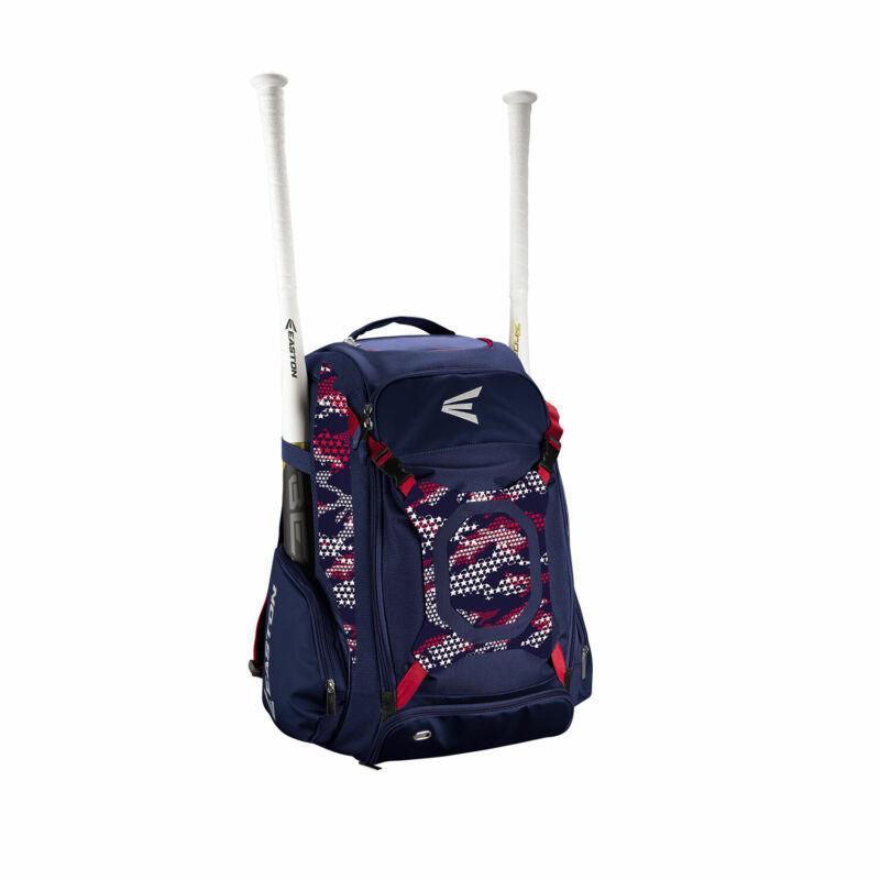 Easton Walk-Off IV Baseball/Softball Backpack Bag - USA