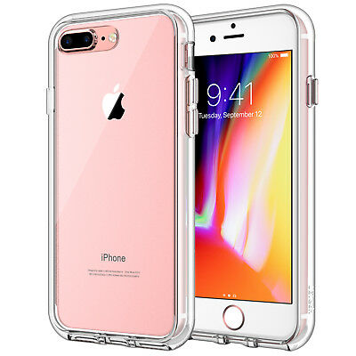 de3bfd5b43445f JETech Case for iPhone 8 Plus iPhone 7 Plus 5.5-Inch Shockproof Bumper Cover