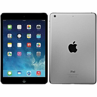 Excellent Apple iPad Air 1 32GB Space Gray (WiFi) White Spot 60-Day Warranty