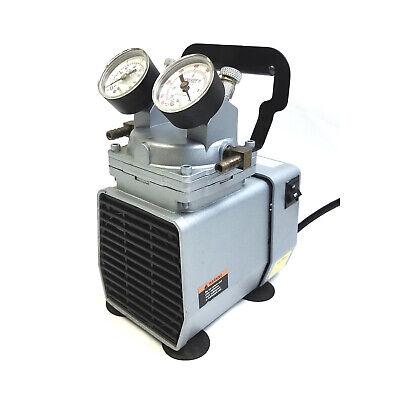 Gast Doa-p704-aa 18hp Diaphragm Vacuumair Compressor Pump 115v60hz4.2a