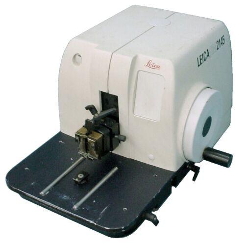 Leica RM 2145 Rotary Microtome RM2145