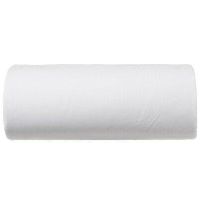 100% Organic Cotton Fitted Sheet - Full, White Premium organic cotton Freeship
