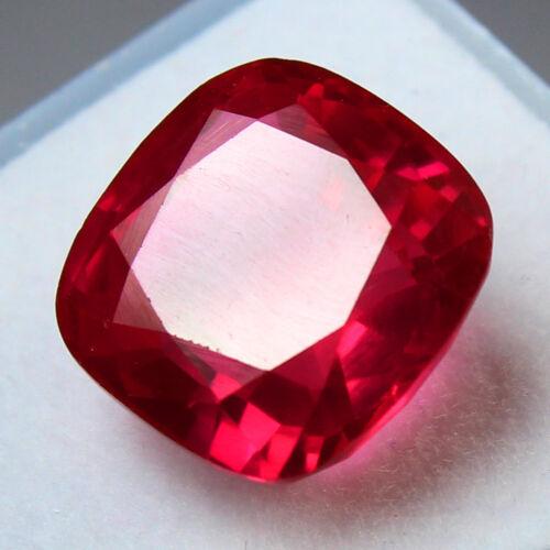 Certified 12.00 Ct Natural RARE Utah Red Beryl Bixbite Unheated  Loose Gemstones