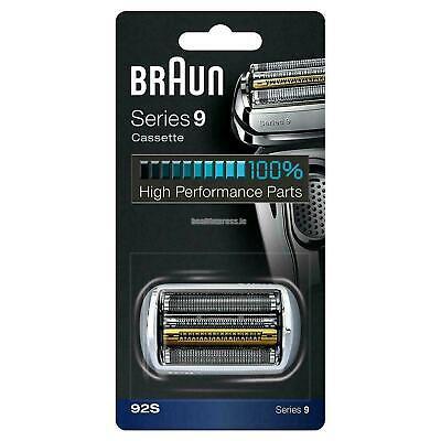 Braun Men's Series 9 Cassette 92B Replacement Head - Shaver