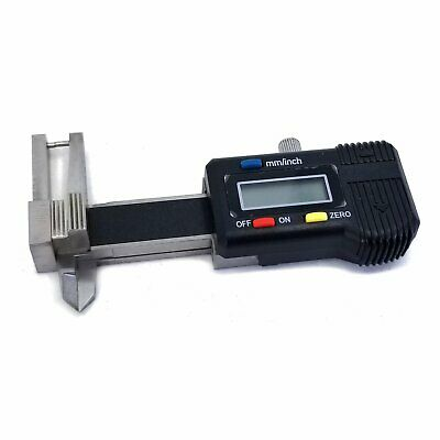 Jewelers Digital Caliper Electronic Micrometer Ruler Pocket Gauge