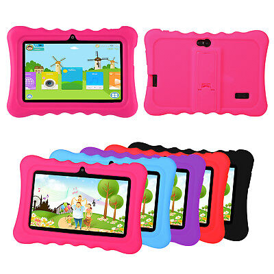 Universal 7-inch Silicone Soft Case Protective Cover For Q88 Y88 Kids Tablet
