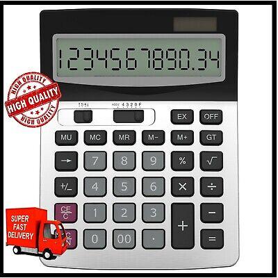 Helect Standard Function Desktop Business Calculator H1006