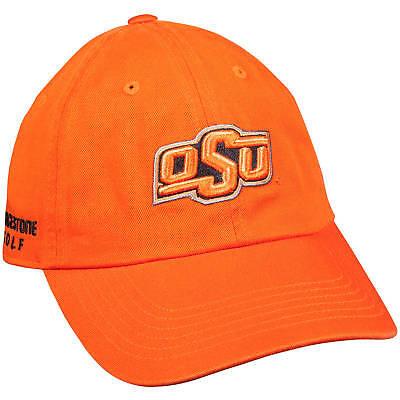 New Oklahoma State Cowboys Bridgestone Golf Top Of The World Hat