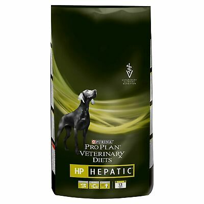 Purina Pro Plan Veterinary Diets Dry Dog Food  Canine HP Hepatic, 3kg