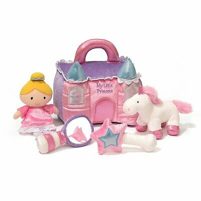 BABY GUND  - MY LITTLE PRINCESS CASTLE PLAYSET - 5 PIECE - P