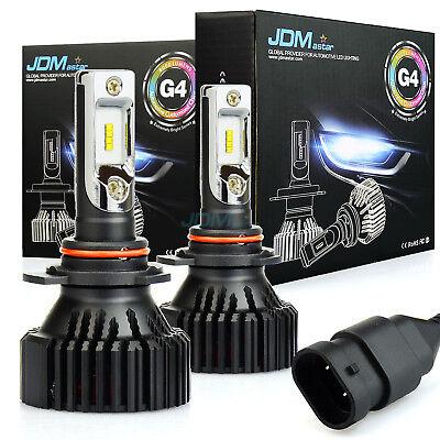 Jdm Astar 2X 9012 8000Lm Extremely Bright 60W Led Headlight High Low Beam Bulbs