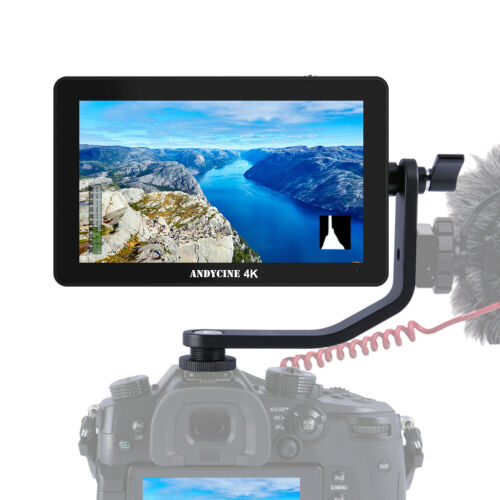 ANDYCINE A6 Plus 5.5inch Touch IPS 1920X1080 4K HDMI Camera  3D Lut Monitor