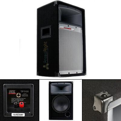 MTX Audio Cabinet Speaker 100 W RMS 10