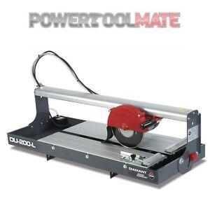 Rubi DU 200 L 230V 50Hz Electric Tile Cutter (25973)