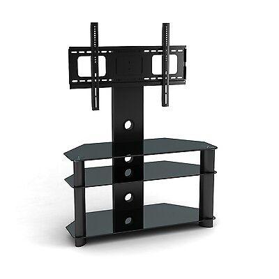 BRAND NEW Glass TV Stand TV Bracket for Plasma LCD TV