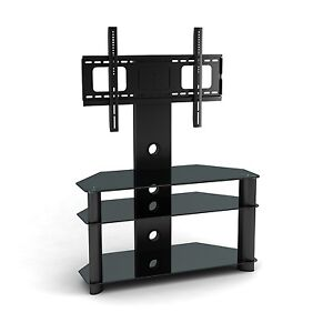 BRAND NEW Glass TV Stand TV Bracket for Plasma LCD TV