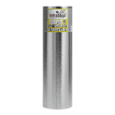 Infrastop 48 X 50 Double Bubble Reflective Foil Insulation