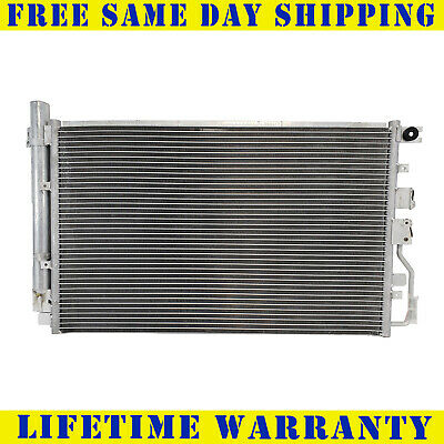 A/C Condenser For 2007-2015 GMC Terrain Chevy Equinox 4CYL V6 Fast Free Shipping - Gmc A/c Condensers