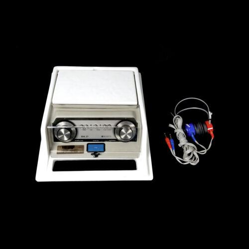 Maico Diagnostics MA 27 Portable Air-Conduction Audiometer w/Headphones