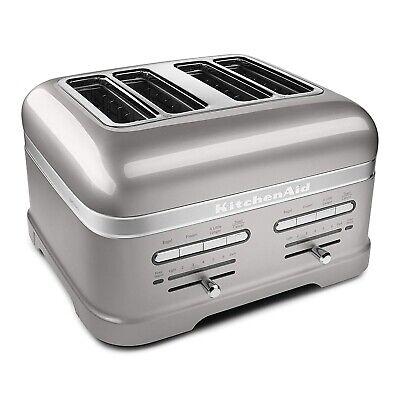KitchenAid Pro Line 4-Slice Toaster | Sugar Pearl Silver