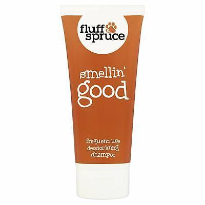 Bob Martin Fluff and Spruce Smellin Good Deodorising Dog Shampoo, 200 ml