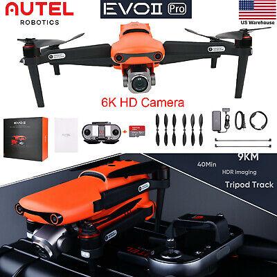Autel Robotics EVO II Pro 6K Ultra HD Video Camera Drone Quadcopter+64G SD Be forthright
